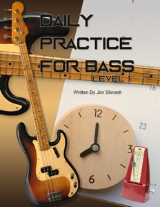 Daily Practice For Bass Level 1