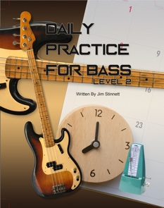 Daily Practice For Bass Level 2