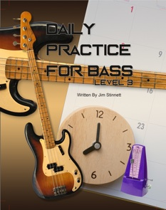Daily Practice For Bass Level 3