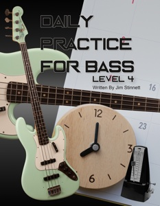 Daily Practice For Bass Level 4
