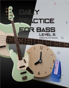 Daily Practice For Bass Level 5