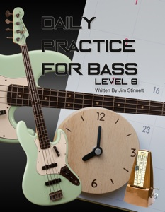 Daily Practice For Bass Level 6