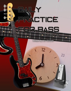 Daily Practice For Bass Level 8