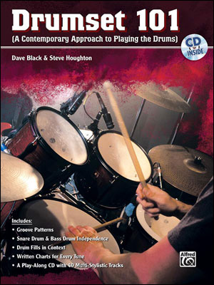 Drumset 101: A Contemporary Approach to Playing the Drums
