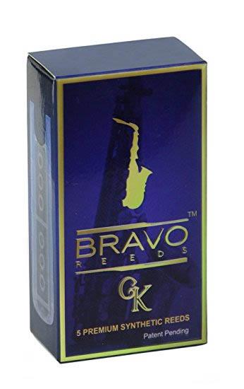 Bravo Reeds - Alto 2.5 (Box of 5)