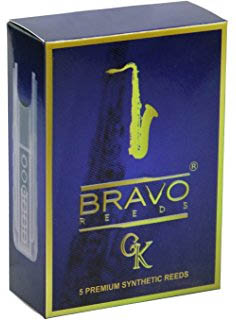 Bravo Reeds - Tenor 2.5 (Box of 5)