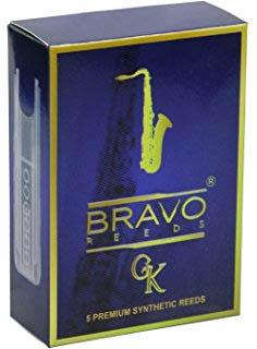Bravo Reeds - Tenor 2.5 (Box of 5)