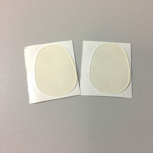 Mouthpiece Cushion - .3mm Clear Oval