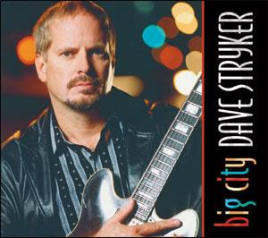 Dave Stryker - Big City CD