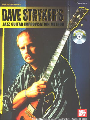 Dave Stryker's Jazz Guitar Improvisation Method (Book + Online Audio)