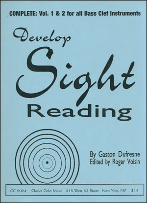 Develop Sight-Reading - Bass Clef
