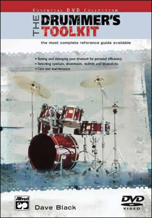 The Drummer's Toolkit - Book/DVD