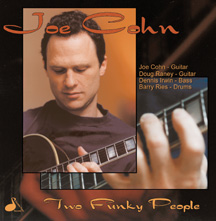 Joe Cohn - Two Funky People