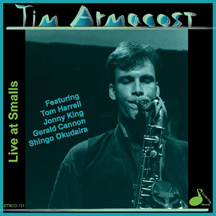 Tim Armacost - Live At Small's