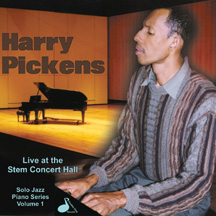 Harry Pickens - Live At Stem Concert Hall