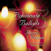 Harry Pickens - Passionate Ballads