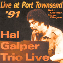 Hal Galper Trio - Live At Port Townsend '91