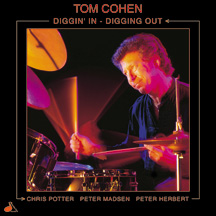 Tom Cohen - Diggin' In Digging Out