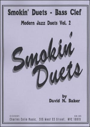 Smokin' Jazz Duets - Trombone