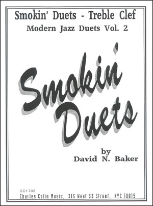Smokin' Jazz Duets - Treble Clef