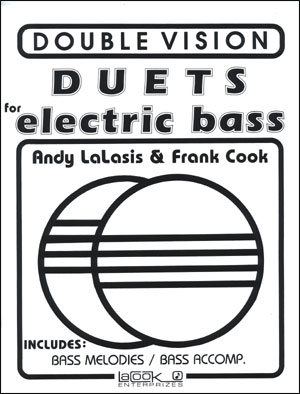 Double Vision: Duets for Electric Bass - Book/CD