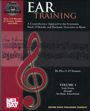 Ear Training Series - Volume 1