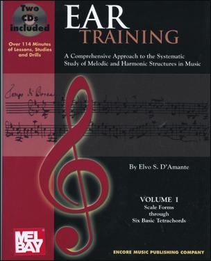 Ear Training Series - Volume 1
