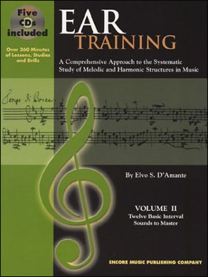 Ear Training Series - Volume 2