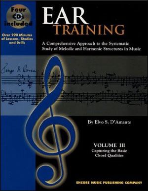 Ear Training Series - Volume 3