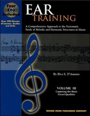 Ear Training Series - Volume 3
