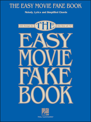 The Easy Movie Fake Book