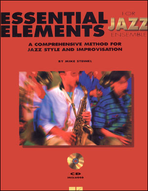 Essential Elements for Jazz Ensemble for Baritone Sax