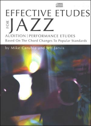 Effective Etudes For Jazz - Guitar