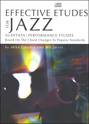 Effective Etudes For Jazz - Piano