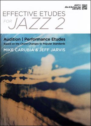 Effective Etudes for Jazz 2 - Alto/Baritone