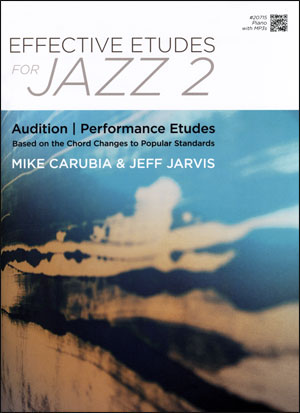 Effective Etudes for Jazz 2 - Piano