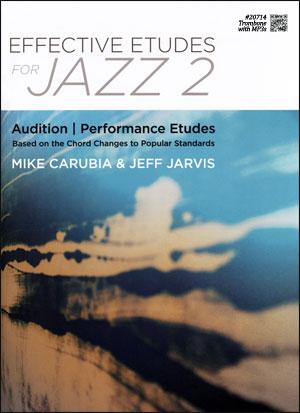 Effective Etudes for Jazz 2 - Trombone