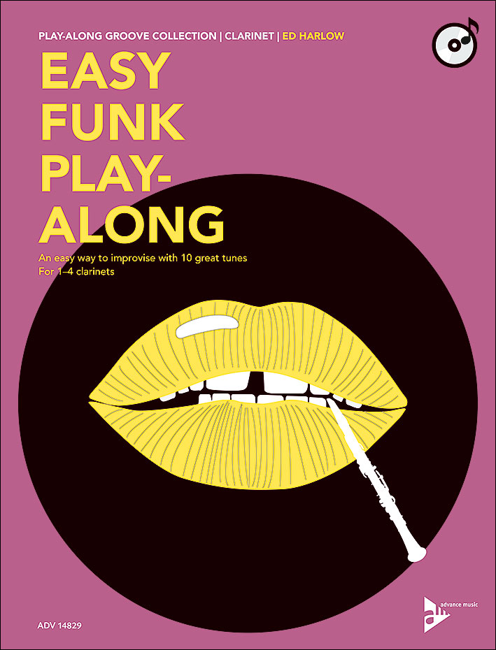 Easy Funk Play-Along - Clarinet