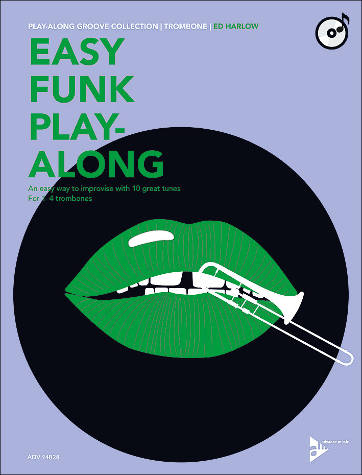 Easy Funk Play-Along - Trombone