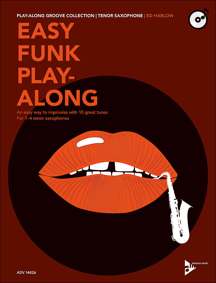 Easy Funk Play-Along - Tenor Sax