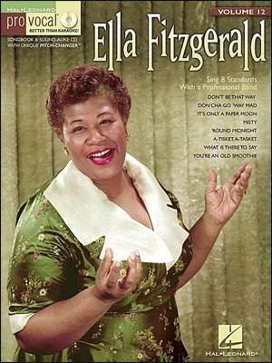 Ella Fitzgerald - Pro Vocal Vol. 12