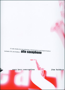 Easy Jazz Conception for Alto or Baritone Sax