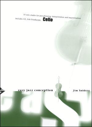 Easy Jazz Conception for Cello