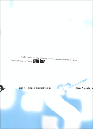 Easy Jazz Conception for Guitar
