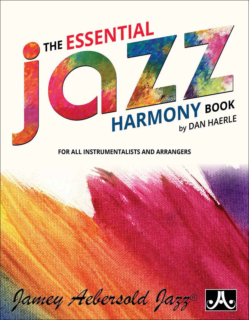 The Essential Jazz Harmony Book