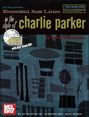 Charlie Parker - Essential Jazz Lines - Trombone