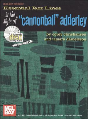 Cannonball Adderley - Essential Jazz Lines - B Flat