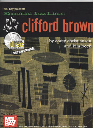 Clifford Brown - Essential Jazz Lines - E Flat