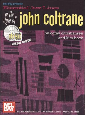 John Coltrane - Essential Jazz Lines - Bass Clef