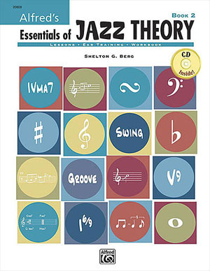 Essentials of Jazz Theory Book 2